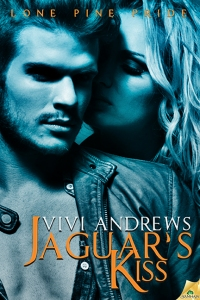 Jaguar's Kiss by Vivi Andrews