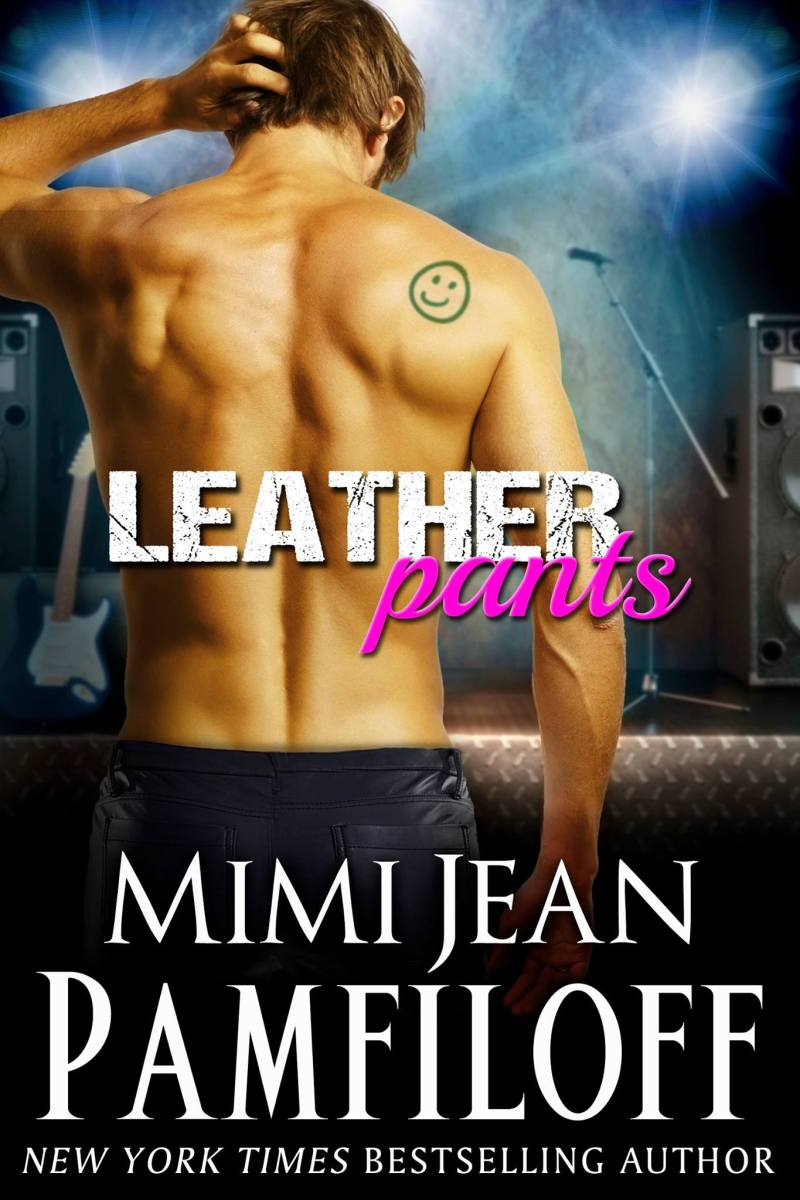 Leather Pants by Mimi Jean Pamfiloff